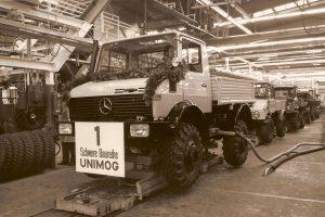 U 425.121 Bandablauf SBU Foto Daimler